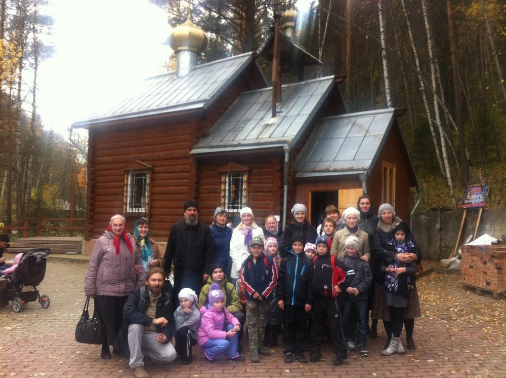 На великие православные праздники в